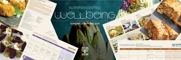 2020 Health and Wellbeing Calendar