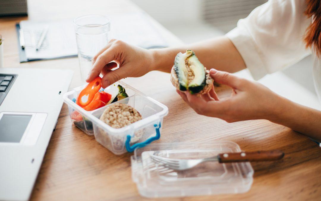 Corporate nutrition webinars